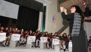 Cuando la juventud se hace música: entrevista a la Directora de la Banda del Colegio Ward