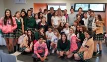Encuentro de estudiantes por la ESI
